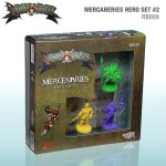 Rum & Bones: Mercenaries Hero Set No.2