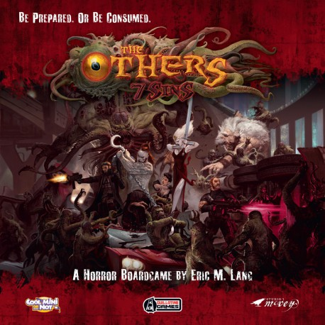 The Others 7 Sins: Core Box
