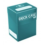 Ultimate Guard Deck Case 80+ Standard Size Petrol Blue