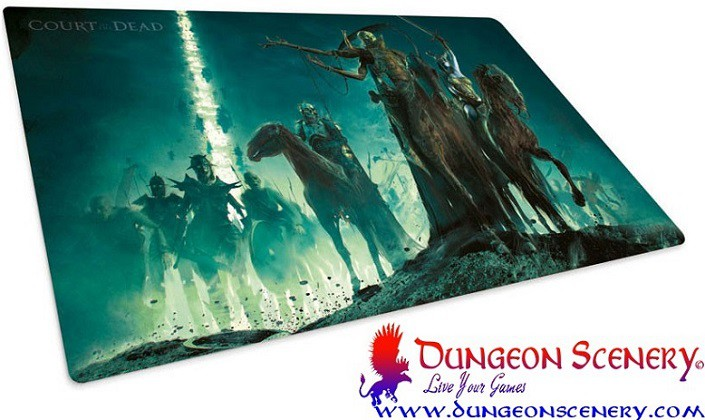 Court of the Dead Play-Mat Underworld United